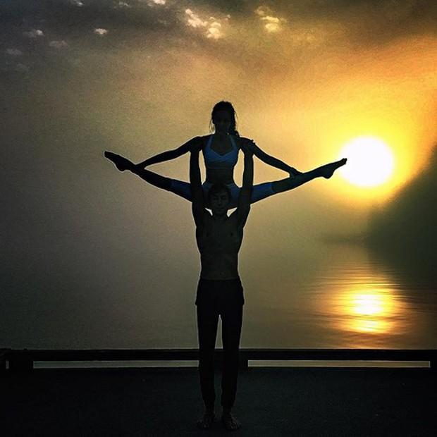 Vẻ đẹp tựa thiên thần của cô giáo yoga đẹp nhất châu Á - Ảnh 11.