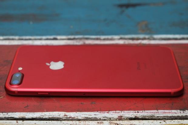 Mở hộp và trên tay iPhone 7 Plus đỏ đầu tiên tại Việt Nam, giá từ 25 triệu đồng - Ảnh 12.