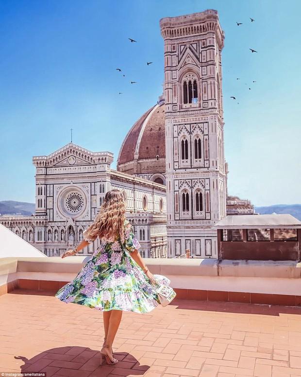 Sự thật đằng sau những tấm hình long lanh trên Instagram: Khi các blogger du lịch bị bóc phốt chỉnh ảnh quá đà - Ảnh 8.