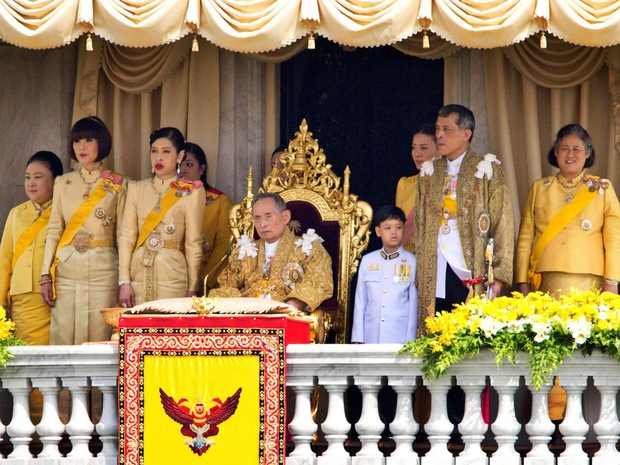 Vẻ đẹp và khí chất của 15 gia đình Hoàng gia trên khắp thế giới - Ảnh 11.