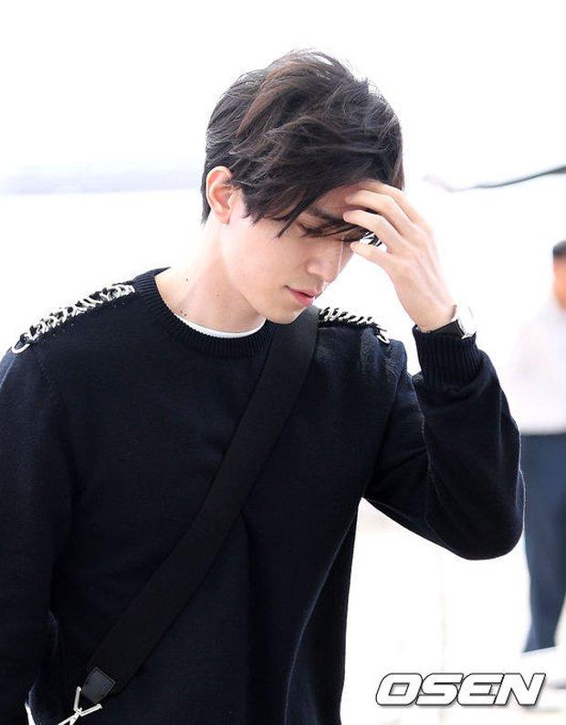 Có ai như Yoona và Lee Dong Wook, đi sân bay thôi cũng lung linh chẳng kém chụp hình tạp chí - Ảnh 13.
