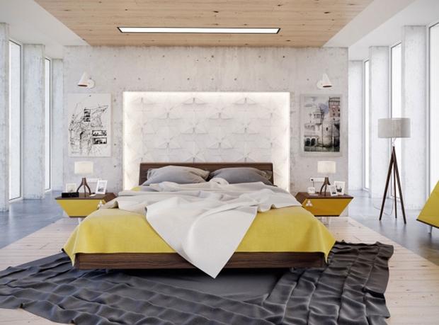 14 mẫu phòng ngủ rộng rãi dành cho người yêu kiến trúc - Ảnh 22.