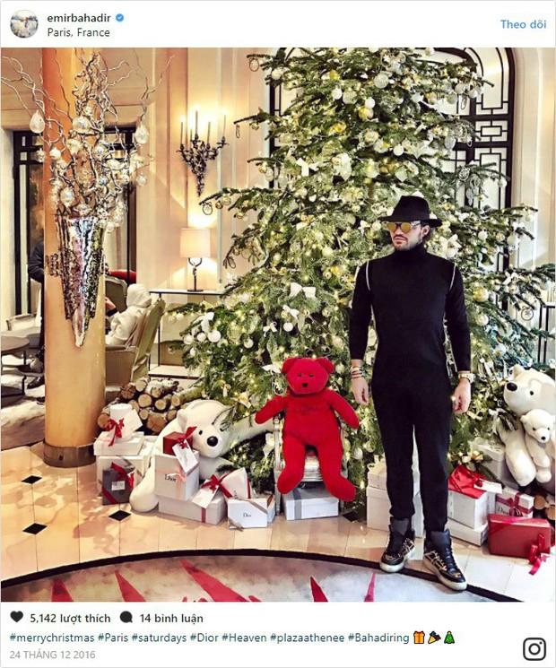 """Cuộc sống """"vương giả"""" của Hội con nhà giàu dịp Giáng sinh: Sắm Rolex sang chảnh, khám phá Bắc Cực bằng trực thăng - Ảnh 12."""