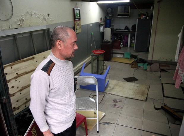 Hà Nội: Hàng chục người tháo chạy vì nền nhà sụt lún, nổ lớn trong đêm - Ảnh 12.