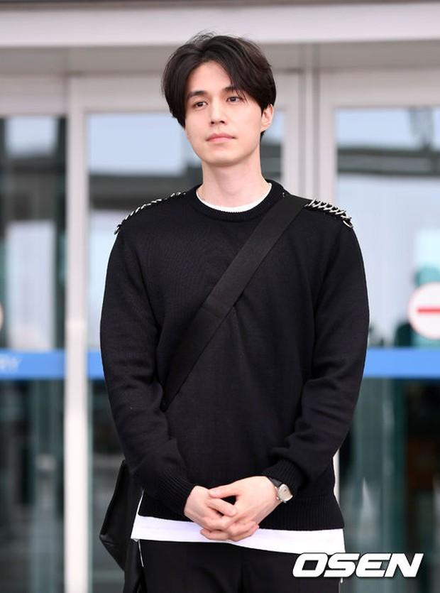 Có ai như Yoona và Lee Dong Wook, đi sân bay thôi cũng lung linh chẳng kém chụp hình tạp chí - Ảnh 14.