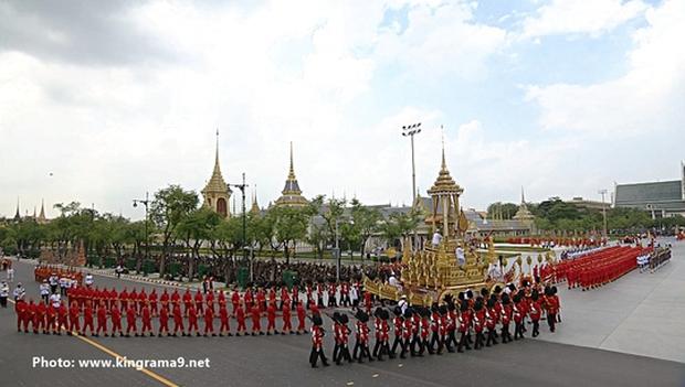 Thái Lan: Quân đội nấu ăn cho người dân đến viếng Quốc vương - Ảnh 13.
