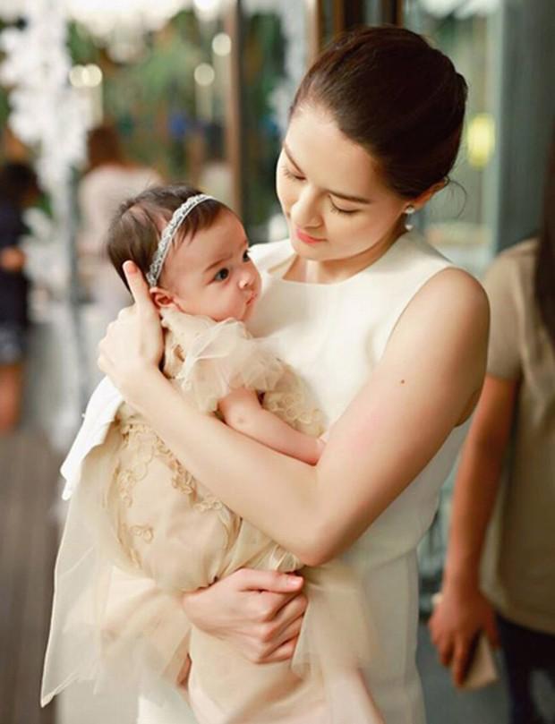 Chiêm ngưỡng vẻ đáng yêu của con gái mỹ nhân đẹp nhất Philippines - Ảnh 13.