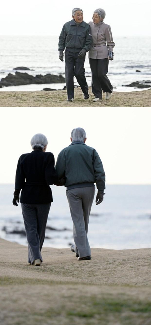 Nhà vua và Hoàng hậu Nhật Bản, mối tình hoàng tộc - thường dân, 60 năm đến đầu bạc và vẫn muốn yêu mãi mãi - Ảnh 13.