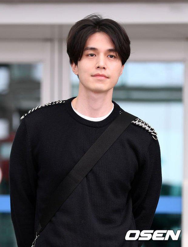 Có ai như Yoona và Lee Dong Wook, đi sân bay thôi cũng lung linh chẳng kém chụp hình tạp chí - Ảnh 15.
