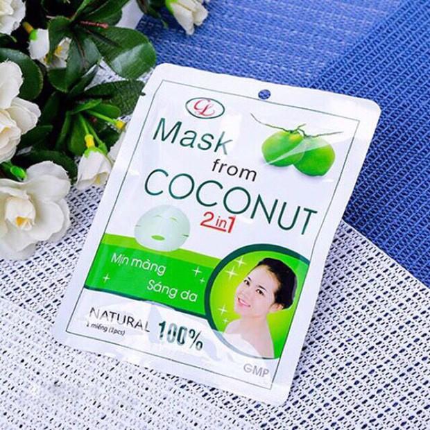 Đừng chỉ mải mê với sản phẩm Hàn - Nhật, mỹ phẩm Việt cũng có khá nhiều dòng mặt nạ giấy cực kỳ ngon bổ rẻ - Ảnh 14.