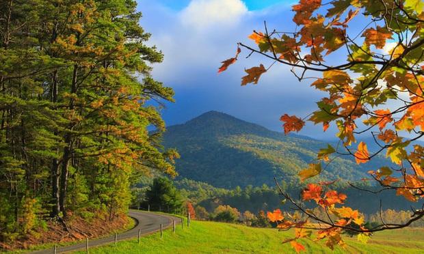 Một vòng Trái đất những địa điểm tuyệt đẹp để du ngoạn mùa thu - Ảnh 14.