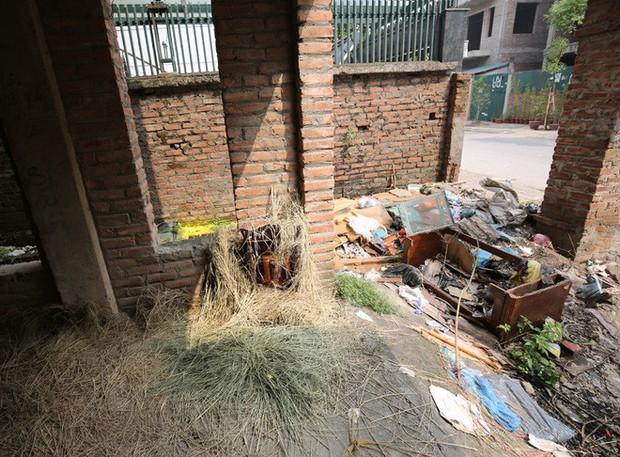 Hà Nội: Biệt thự triệu đô biến thành nơi chích ma túy, kim tiêm vứt thành đống - Ảnh 14.
