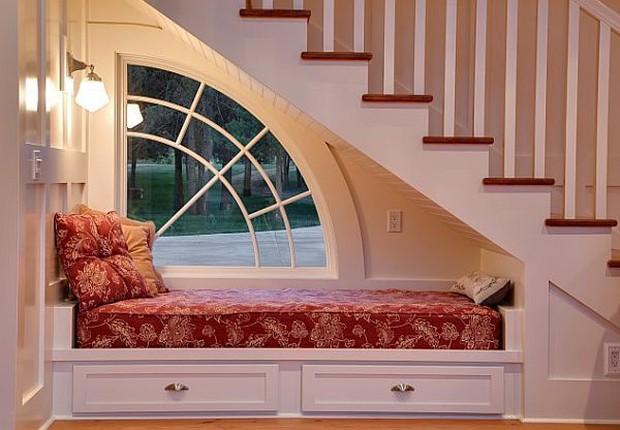 15 ý tưởng nội thất tận dụng gầm cầu thang vừa hiệu quả, vừa đẹp - Ảnh 25.