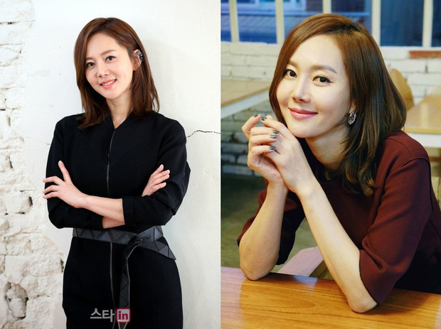 Trớ trêu loạt mỹ nhân U50 xứ Hàn: Sao nữ hạng A lão hóa quá nhanh, sao kém tên tuổi ngày càng rực rỡ - Ảnh 15.