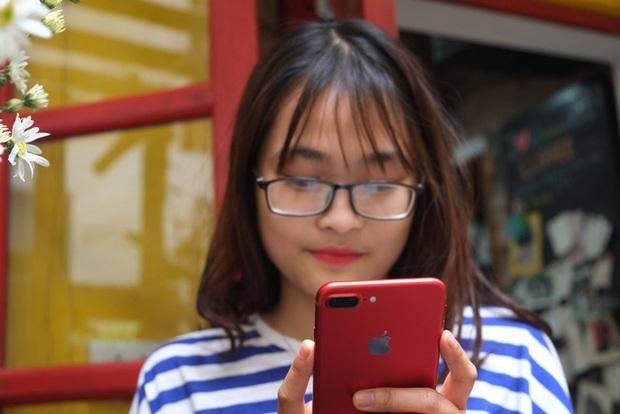 Mở hộp và trên tay iPhone 7 Plus đỏ đầu tiên tại Việt Nam, giá từ 25 triệu đồng - Ảnh 16.