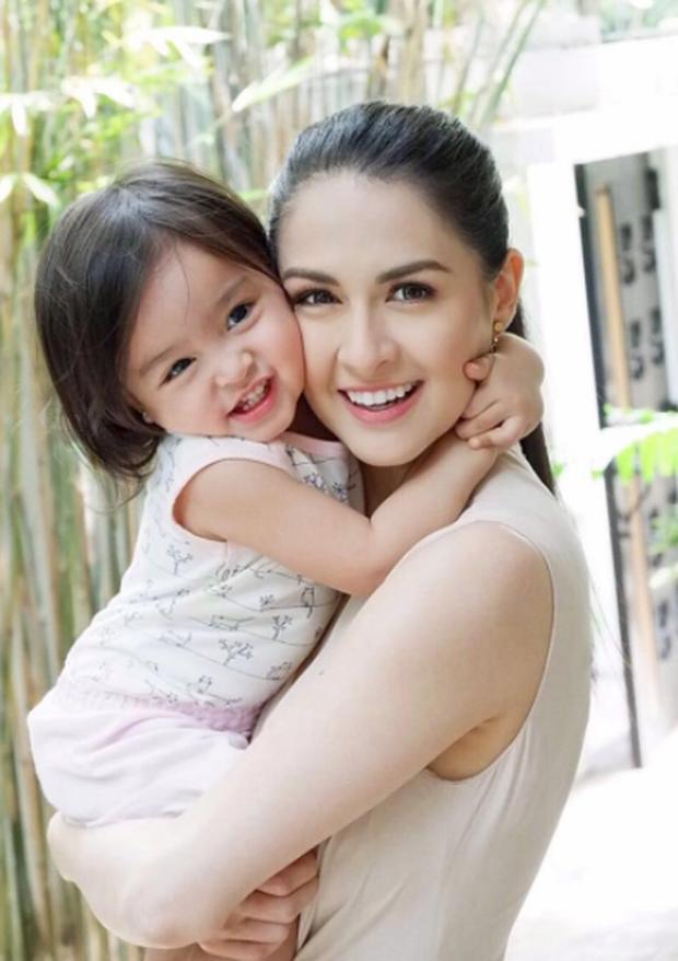 Chiêm ngưỡng vẻ đáng yêu của con gái mỹ nhân đẹp nhất Philippines - Ảnh 16.