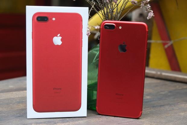 Mở hộp và trên tay iPhone 7 Plus đỏ đầu tiên tại Việt Nam, giá từ 25 triệu đồng - Ảnh 17.