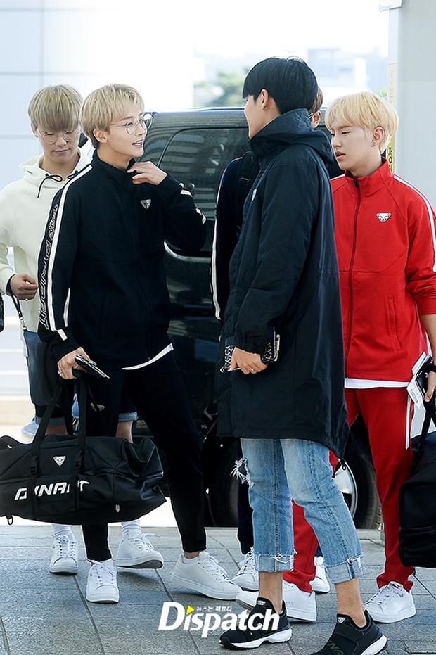 Có ai như Yoona và Lee Dong Wook, đi sân bay thôi cũng lung linh chẳng kém chụp hình tạp chí - Ảnh 18.