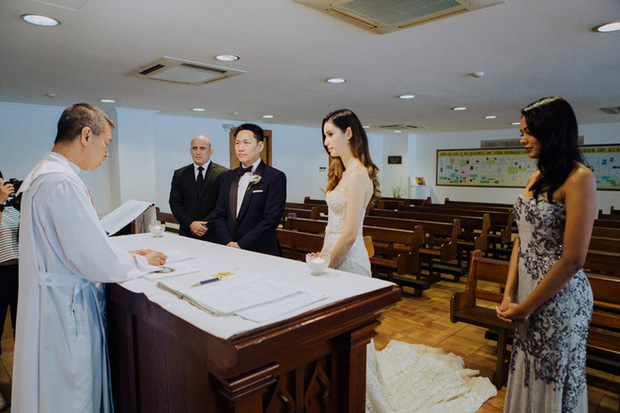 Mẹ bỉm sữa xinh đẹp nổi như cồn đã từng tổ chức cưới lần 2 như thế này đấy! - Ảnh 18.