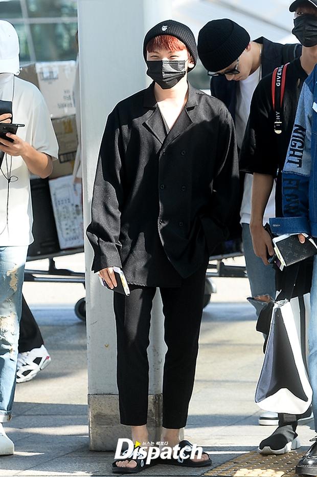 Có ai như Yoona và Lee Dong Wook, đi sân bay thôi cũng lung linh chẳng kém chụp hình tạp chí - Ảnh 19.