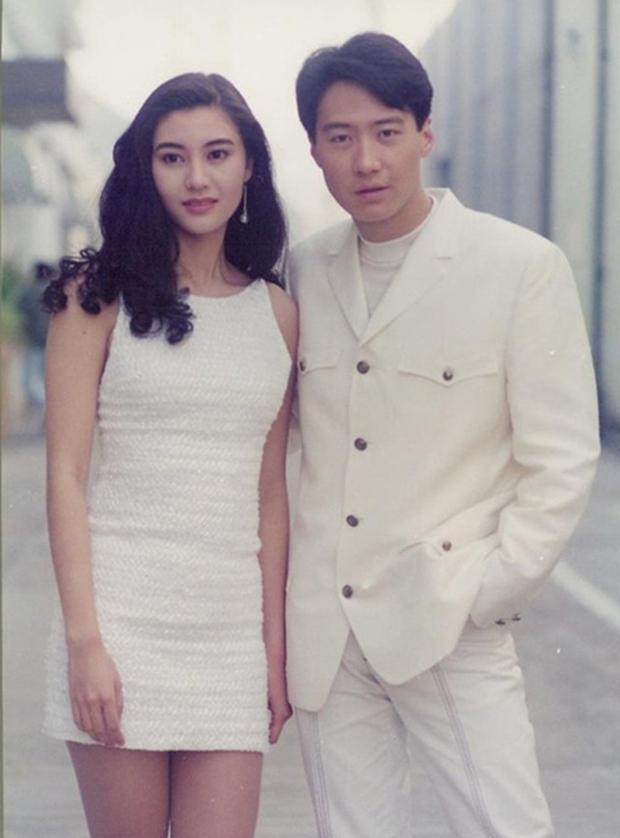 Nhan sắc của những mỹ nhân TVB thập niên 90: Chẳng cần photoshop vẫn đẹp đến nao lòng - Ảnh 21.