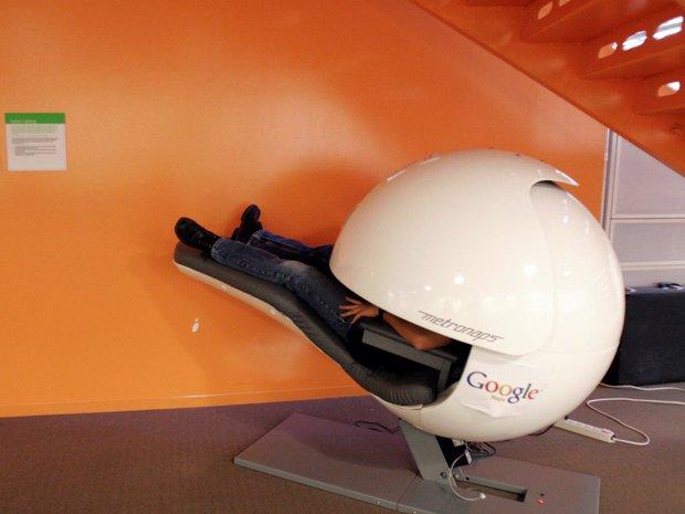 25 hình ảnh chứng tỏ Google đúng là nơi làm việc trong mơ - Ảnh 19.