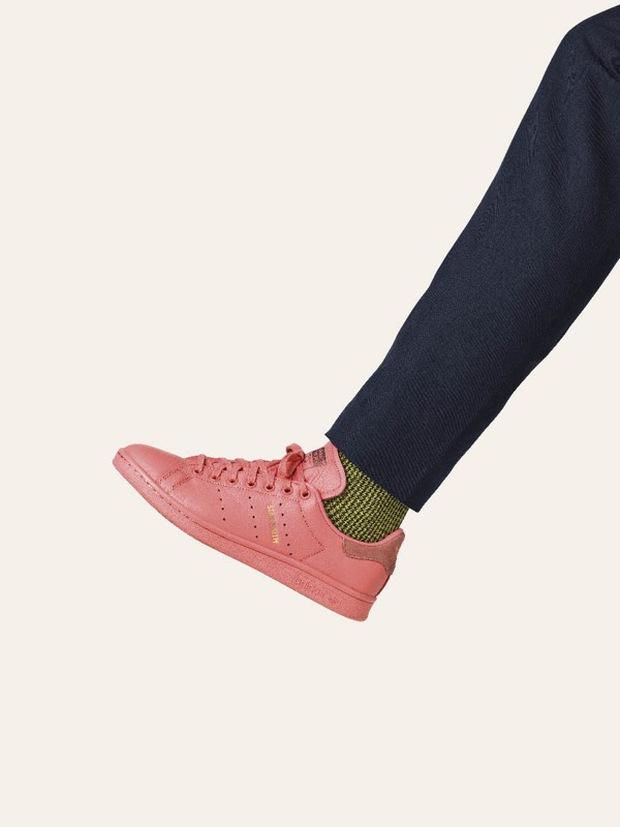 Pharrell Williams và Stan Smith tái hợp cho BST mới toàn tone màu pastel đẹp mê hồn của adidas - Ảnh 19.