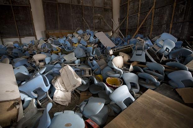 Mới chỉ hơn 6 tháng thôi mà các công trình Olympic Rio đã tan hoang như thế này - Ảnh 3.