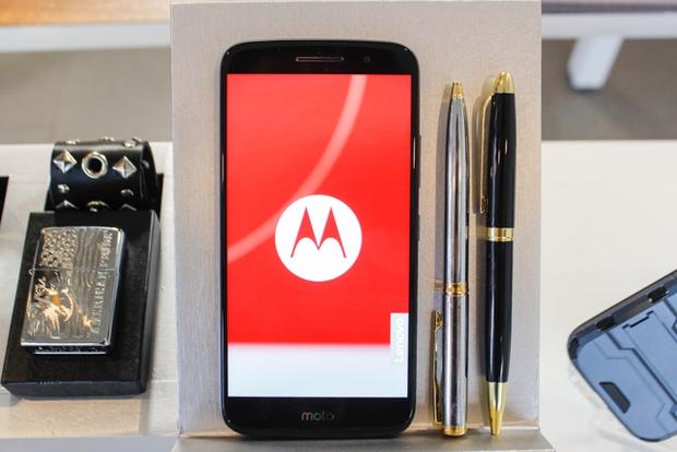 Lenovo Việt Nam ra mắt Moto M phân khúc tầm trung: thiết kế nguyên khối, phủ nano chống nước, camera 16 MP - Ảnh 3.