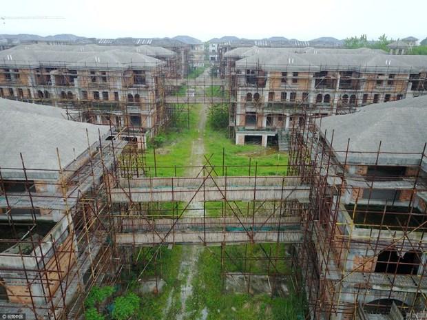 Trung Quốc: Thành phố ma không một bóng người ngoài cụ ông 70 tuổi sống lủi thủi suốt 2 năm qua - Ảnh 3.