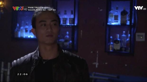 """""""Người phán xử"""" tập 22: Làm trùm chưa lâu, Phan Hải đã ôm đầu bê bết máu - Ảnh 3."""