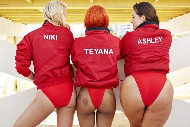 Không còn nghi ngờ gì nữa, đây chính là mẫu áo bơi mà cô nào cũng mặc được! - Ảnh 3.
