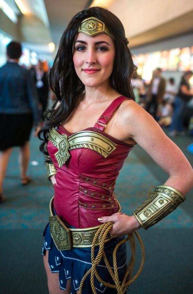 Ngắm dung nhan 14 cô gái cosplay Wonder Woman xinh lung linh như trong phim - Ảnh 5.