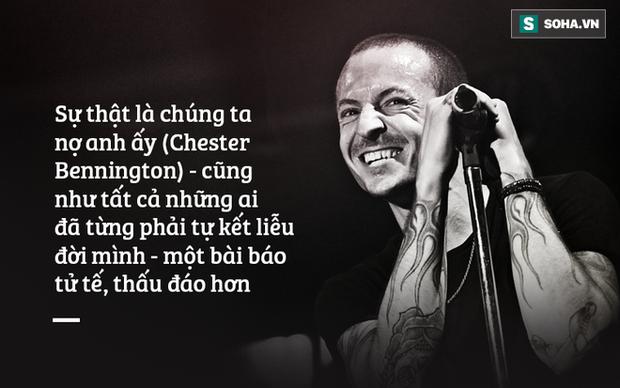 Bài học cho báo chí sau cái chết của thủ lĩnh Linkin Park: Không có lượng view nào đủ để đổi lấy tính mạng con người - Ảnh 4.