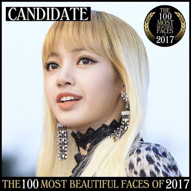Em út Black Pink bất ngờ cùng dàn mỹ nhân Thái lọt danh sách đề cử Top 100 gương mặt đẹp nhất thế giới - Ảnh 3.