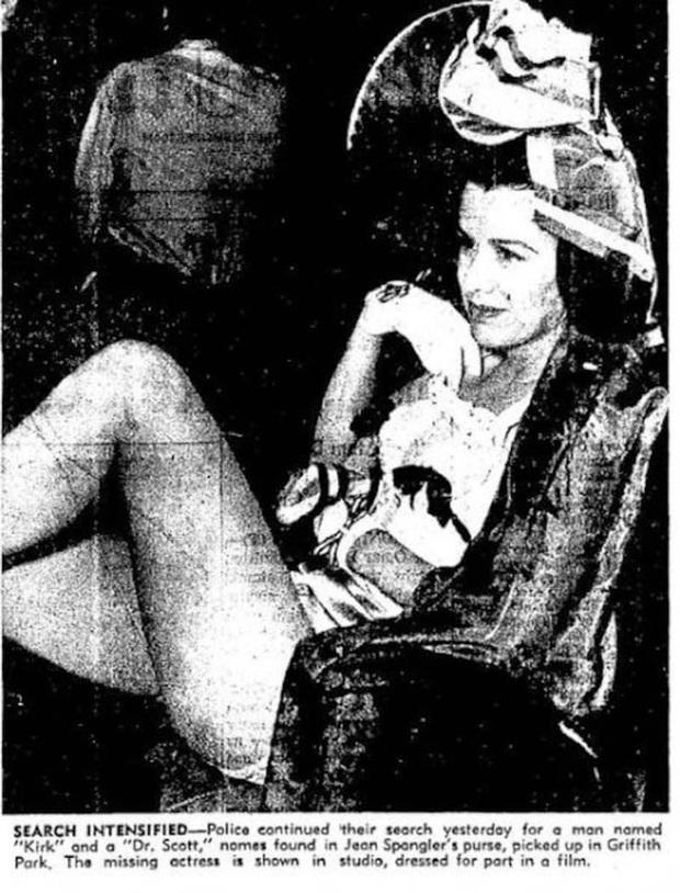 Sự mất tích bí ẩn của nữ minh tinh xinh đẹp Hollywood cùng lời nhắn 70 năm qua cảnh sát chưa thể giải mã - Ảnh 3.