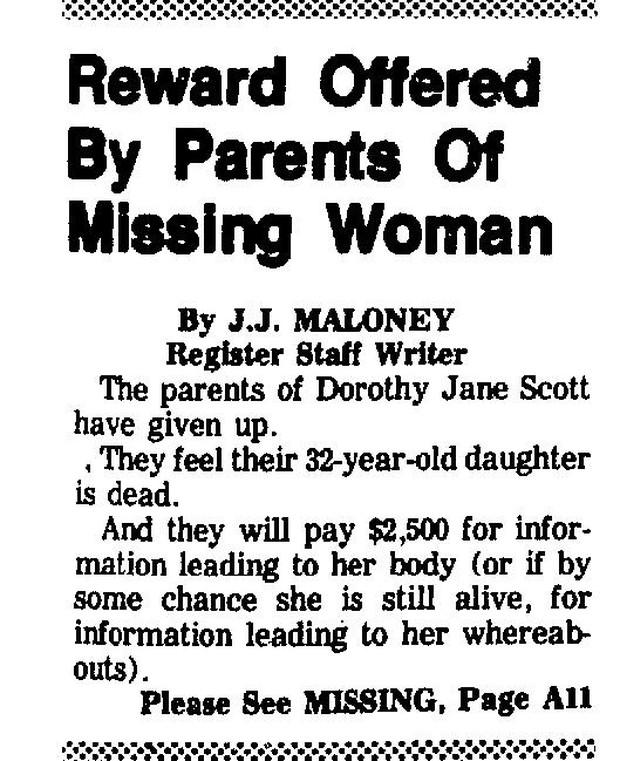 Cuộc gọi bí ẩn vào thứ 4 hàng tuần và cái chết của bà mẹ đơn thân gần 40 năm chưa có lời giải - Ảnh 3.