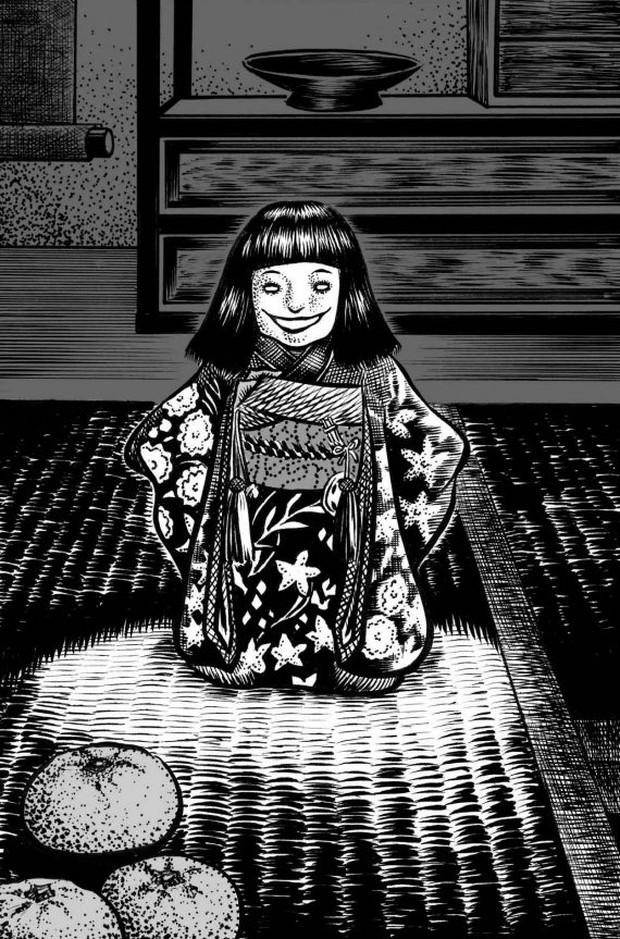 Những câu chuyện rùng mình quanh Okiku - búp bê mọc tóc ám ảnh Nhật Bản - Ảnh 3.