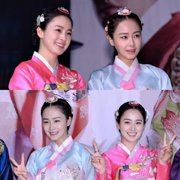 Là nữ thần sắc đẹp Hàn Quốc, Kim Tae Hee có bị lu mờ khi đứng cạnh các đại mỹ nhân khác? - Ảnh 3.