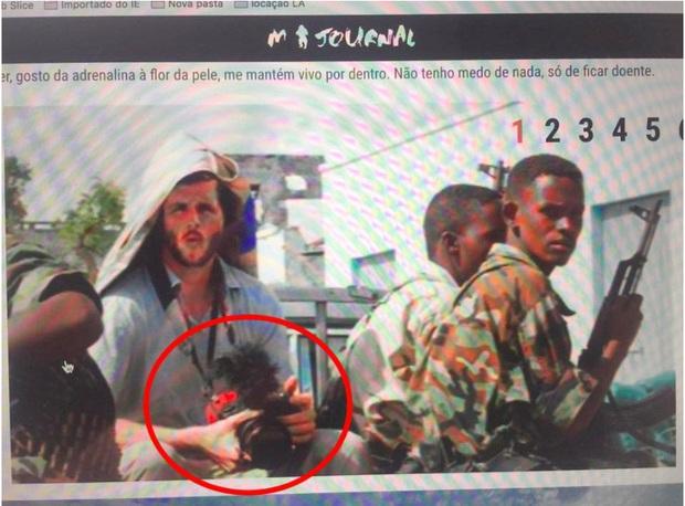 """Mánh khóe tinh vi của """"nhiếp ảnh gia chiến tranh"""" chỉ ngồi nhà mà lừa được hàng chục kênh thông tin hàng đầu thế giới - Ảnh 3."""