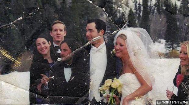 Câu chuyện 13 năm đi tìm lời giải về tấm ảnh cưới bí ẩn ở hiện trường vụ khủng bố 11/9 - Ảnh 3.