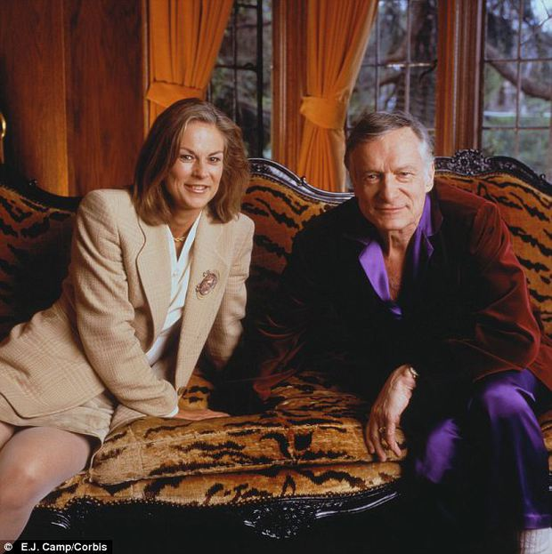 Chuyện thừa kế gia tài bạc tỷ của ông chủ tạp chí Playboy: Người nhận tất cả, người không đồng nào - Ảnh 3.