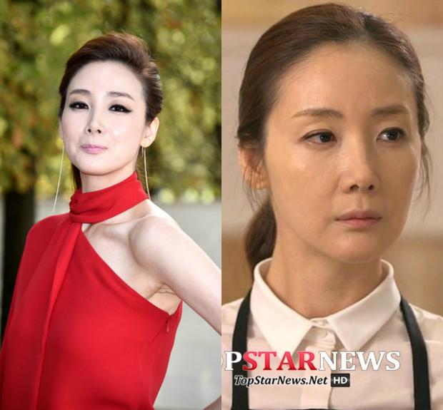 Trớ trêu loạt mỹ nhân U50 xứ Hàn: Sao nữ hạng A lão hóa quá nhanh, sao kém tên tuổi ngày càng rực rỡ - Ảnh 3.
