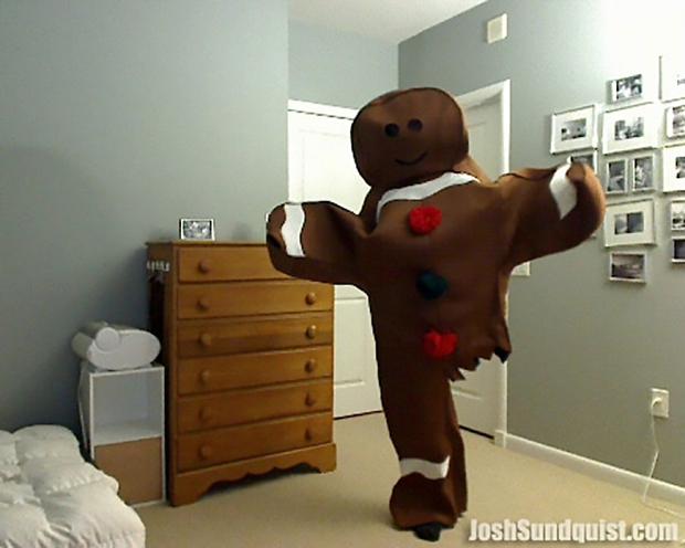Mất một chân vì ung thư, chàng trai khiến cả thế giới ngưỡng mộ với những bộ trang phục Halloween siêu ngầu - Ảnh 6.