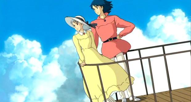 5 câu chuyện tình hay nhất của Studio Ghibli - Ảnh 3.