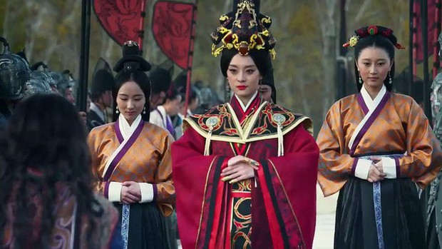 Thái hậu si tình nhất lịch sử Trung Hoa phong kiến, làm hại con ruột để bảo vệ tình nhân - Ảnh 3.