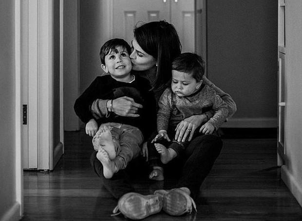 Bức thư mẹ sắp chết vì ung thư gửi con 18 tháng bị u não khiến ai đọc cũng khóc nghẹn - Ảnh 3.