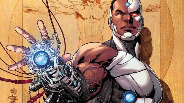 Justice League đã sử dụng tiểu sử của Cyborg như thế nào? - Ảnh 3.