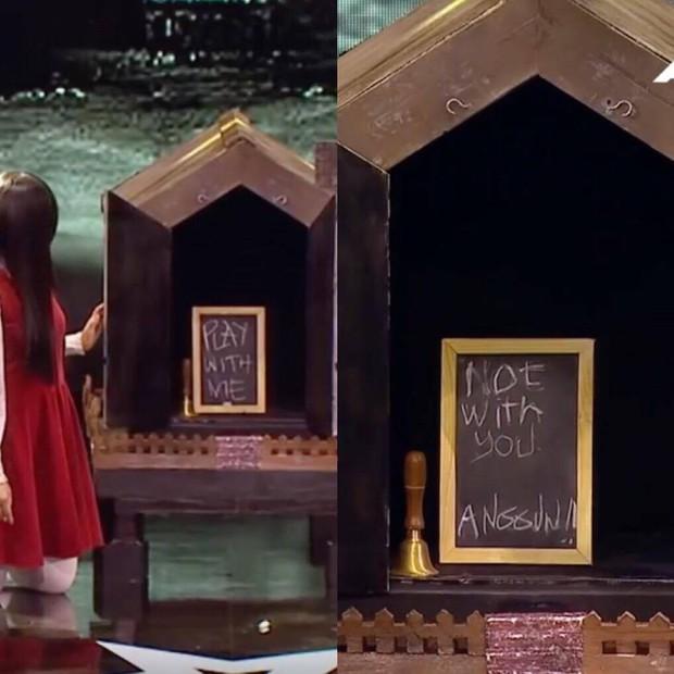 Cô gái kinh dị trở lại sân khấu Asias Got Talent với tiết mục dọa ma, nhưng không phải một mình - Ảnh 5.