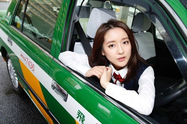 Xao xuyến trước nhan sắc của bóng hồng lái taxi xinh đẹp nhất Nhật Bản - Ảnh 5.